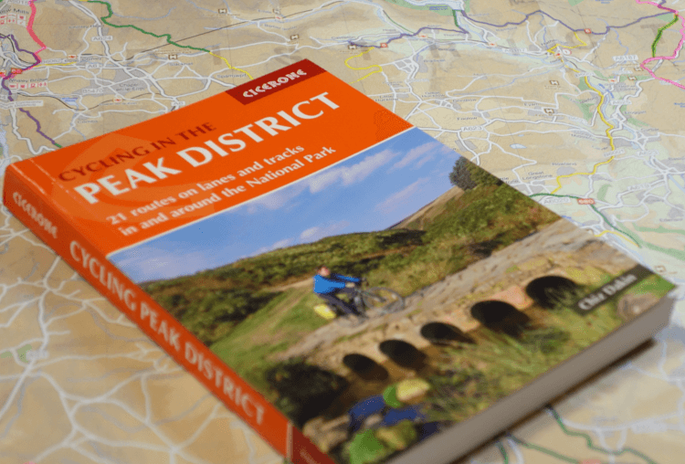Trail running maps and guidebooks