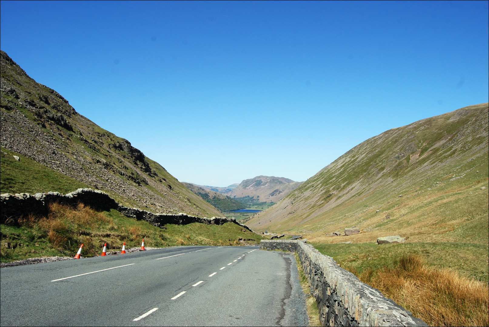 A Tour of the Lake District Road cycling